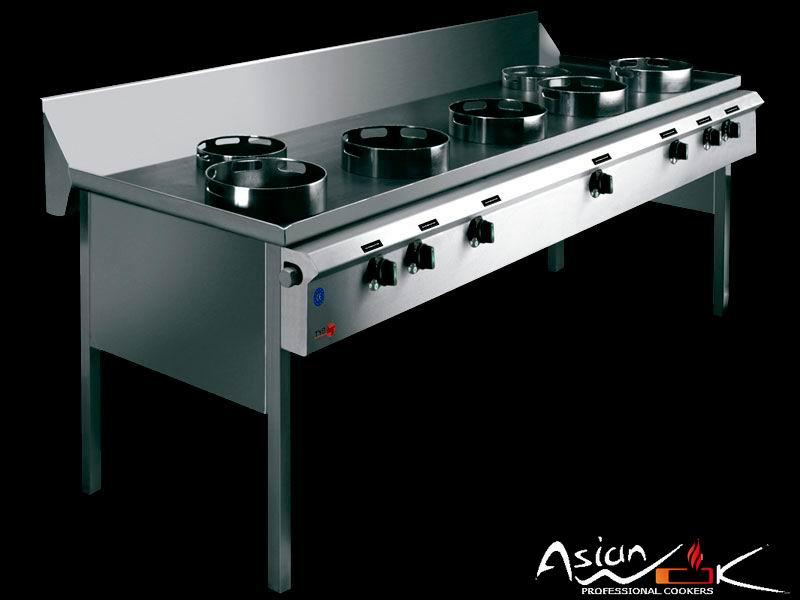 Cocinas Serie A